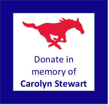 Donation in memory of Carolyn Stewart